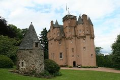 Top 12 Scottish Castles