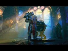 Dominaria Trailer - YouTube