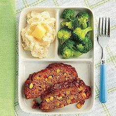 Southwestern Meat Loaf Recipe | MyRecipes.com