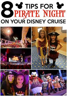 I was invited to experience the magic upon the Disney Dream Cruise courtesy of Disney Cruise Line. All opinions are my own! #DisneyDream Prepare for Pirate Night on your next Disney Cruise with the…