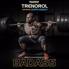Fast results with #bodybuilding supplement #trenorol from #crazybulk #fitnessknowhow