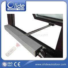 DC linear actuator motor window opener single chain