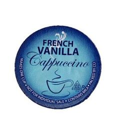 Smart Sips Cappuccino, French Vanilla, Single Serve Cups for Keurig K-Cup Brewers, 24 Count French Vanilla Cappuccino, Grown Up Christmas List, Christmas Time, Best Blenders, Keurig, Hot Chocolate, Growing Up, Food Processor Recipes