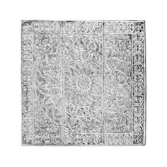 Modern Day Accents 3586 Marca Embossed Wall Tile Silver Home Decor (14.665 RUB) ❤ liked on Polyvore featuring home, home decor, silver, wall decor, silver home decor and silver home accessories