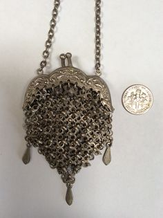 Antique coin purse  ThePurseMuseum.com