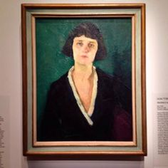 A portrait of Prudence Heward by Lilias Torrance Newton, painted around Beaver Hall, Canadian Art, Art World, Art History, Landscapes, Paintings, Group, Portrait, Image