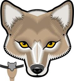 Peter and the Wolf: Wolf Mask