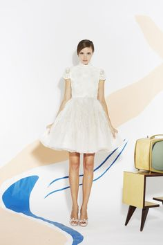 #NYFW @alice + olivia by Stacey Bendet S/S '13
