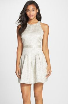 b55a55240 Adorable bridal shower dress... Nordstrom Betsy+ +Adam+Short+Sleeve+ ...