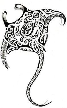 Modele Tatouage Raie Manta 2012 - Marine And Land Vehicles Manta Ray Tattoos, Hai Tattoos, Body Art Tattoos, Tribal Tattoos, Small Tattoos, Maori Tattoo Meanings, Maori Symbols, Hawaiianisches Tattoo, Samoan Tattoo