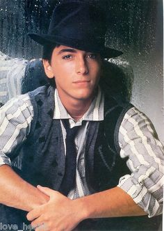 Scott Baio, Omg i was in love with this guy ;)