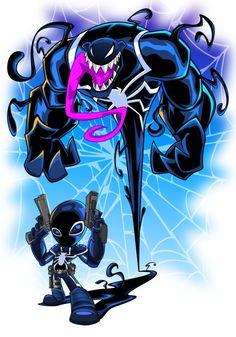 Venom by kudoze on DeviantArt