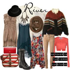 """fireflyriver03"" by Amelie Trudel on Polyvore"