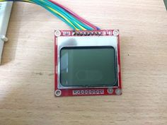 How to Interface Cellphone Display with Arduino
