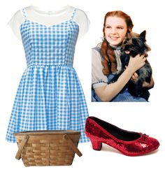 """""""Today's Dorthy"""" by sparklequeen1 on Polyvore"""