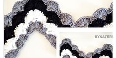 Stitch of the week #10: Ripple shell stitch - ByKaterina