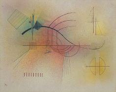 [ K ] Wassily Kandinsky - Line (1929)