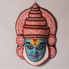 Kathakali masks - Google Search