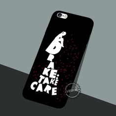 Drake Take Care - iPhone 7 6 5 SE Cases & Covers #music