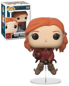 Funko POP! Harry Potter #53 Ginny Weasley (On Quidditch Broom) - New, Mint Condition. https://www.ebay.com.au/itm/Funko-POP-Harry-Potter-53-Ginny-Weasley-On-Quidditch-Broom-New-Mint-/232651955692 OR https://www.supportivepc.com #Funko #FunkoPop #HarryPotter #Collectibles