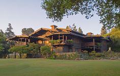 The Gamble House, Pasadena - Greene & Greene | TravelWright-California