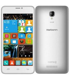 "Karbonn Titanium S19 smartphone with 5"" 720x1280 display.  http://www.ispyprice.com/mobiles/3472-karbonn-titanium-s19-price-list-india/"