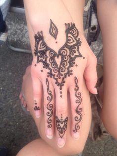 Henna tattoo  by Sarah Dawn Morris of TRIBE 11:11 Henna, Dawn, Etsy Seller, Tattoos, Creative, Tatuajes, Tattoo, Hennas, Tattoo Illustration