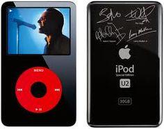 Apple iPod Special U2 Edition. I had this.