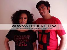 U-HU (joehoe) is all about love for culture, nature, respect and fair fashion