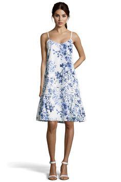 Boutique Ella Silky Floral Drop Waist Cami Dress at boohoo.com
