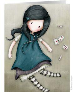 Gorjuss Cards - Alice