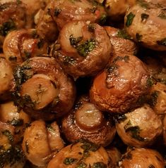 Sprouts, Healthy Life, Stuffed Mushrooms, Food And Drink, Meat, Vegetables, Cooking, Mariana, Fine Dining