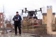 Droonin lennättämisestä voi paukahtaa yllättävän kallis sakko – ilmailurikkomukset kovassa kasvussa | Yle Uutiset | yle.fi