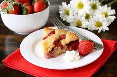 Strawberry Cake Recipe on Yummly