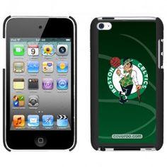 Boston Celtics Bball Design iPod Touch 4G Case