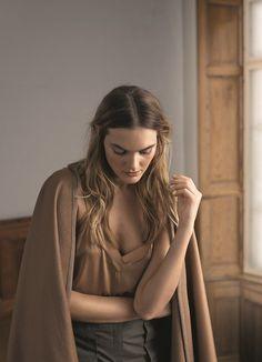 visual optimism; fashion editorials, shows, campaigns & more!: malene knudsen by mariya pepelanova for costume denmark march 2015