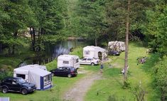 Campingnavigator | Natuur-Camping Schafbachmühle - de Eifel Diy Camping, Campsite, Recreational Vehicles, Road Trip, Travelling, Trips, Germany, Holidays, Ideas