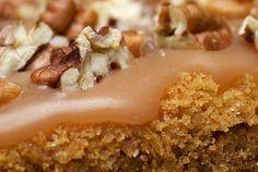 Pecan & Salted Caramel Cheesecake