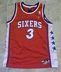 For Sale - EUC Nike XL Boy's Stitched Authentic NBA Philadelphia 76ers Allen Iverson Jersey - See More At http://sprtz.us/SixersEBay
