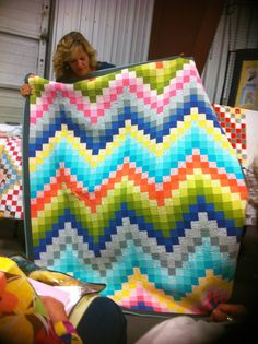 Fawson Farm: Postage Stamp Quilt Class