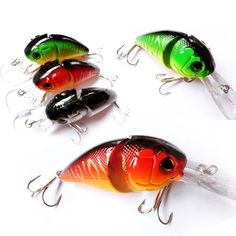Grab your Discounted Fishing Lure Minnow Crank Bait 14G 8.5CM Wobblers while the store LAUNCH DISCOUNT is on.