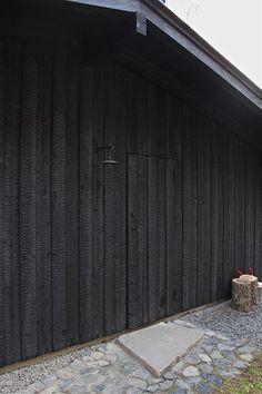 shou suji ban wall in kitchen
