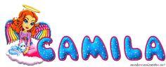 Gifs Animados del Nombre Camila - 0150