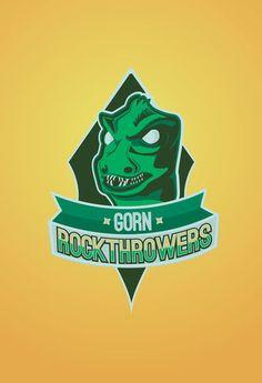 Gorn Rockthrowers