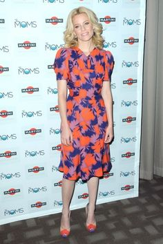Elizabeth Banks - I love this dress and the shoes make me swoon.