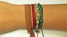 Pura Vida 'Christmas Come Early!' Bracelets
