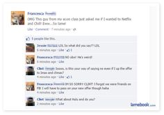 Lamebook – Funny Facebook Statuses, Fails, LOLs and More – The Original » Never Give Up