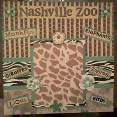 ZOO - Scrapbook.com