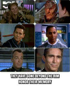 Our fallen heroes - Marina Best Sci Fi Series, Best Sci Fi Shows, Tv Series 2017, Sci Fi Tv Shows, Sci Fi Movies, Good Movies, English Horror Movies, Goblin Korean Drama, Babylon 5