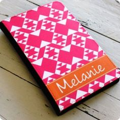 Clairebella Personalized Kindle Fire Case